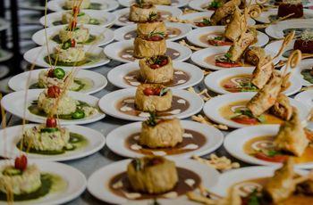 ¿Cóctel, comida o buffet? ¿Restaurante o catering?