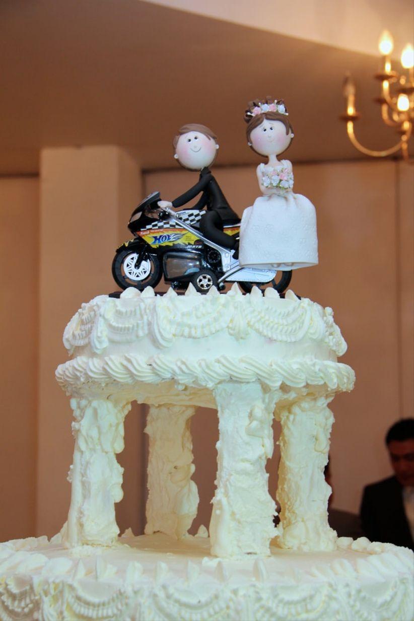 12 ideas originales para tus mu ecos del pastel - Lunas de miel originales ...