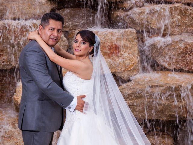 Eres quien hace latir mi corazón: la boda de Norilk y Maricarmen