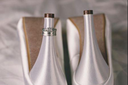 9 tipos de tacón para zapatos de novia: pon nombre a tus pasos
