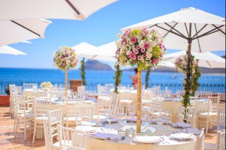 8 ideas geniales para decorar tu boda con flores