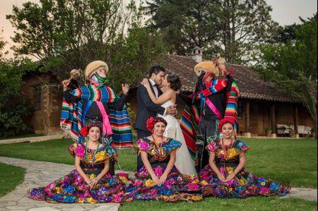 Tradiciones de boda mexicanas