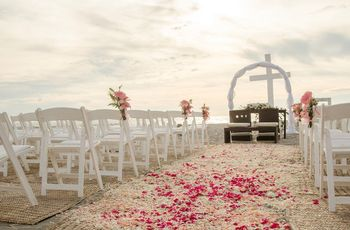 Tips para decorar su ceremonia religiosa: que no se les pasen