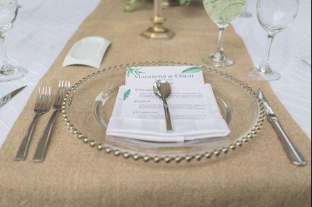Consejos para elegir el banquete de boda