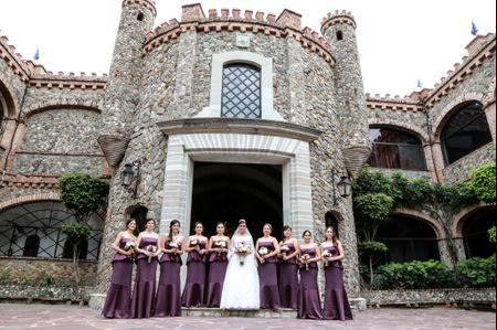 13 maravillosos lugares para bodas originales