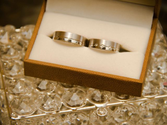 Historia y significado de los anillos de boda