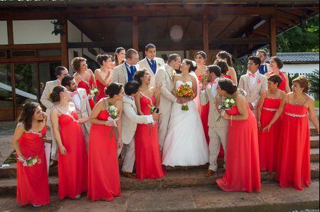 Cuántos padrinos y madrinas necesitamos para la boda