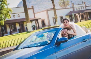 4 opciones para tener el vehículo que quieren en su boda