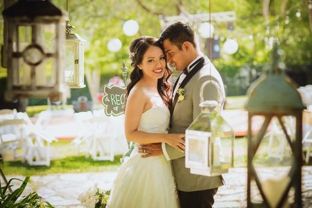 Decoración para bodas con poco presupuesto