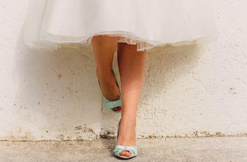 Cómo preparar tus pies para lucir tacones con estilo