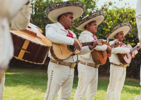 20 canciones de mariachi para tu boda