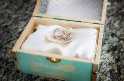 Formas de entregar los anillos de boda