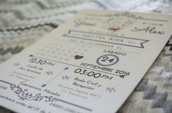 Invitaciones de boda originales: entusiásmenlos ¡desde ya!