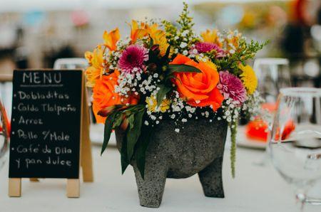Cómo hacer centros de mesa para boda ¡mágicos y sencillos!