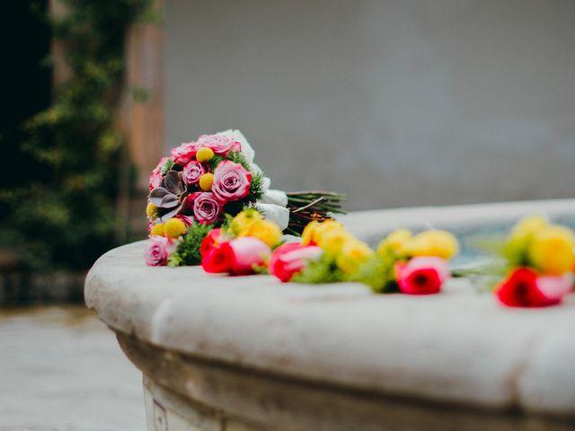 ¿Se casan en primavera? Que florezcan las ideas...