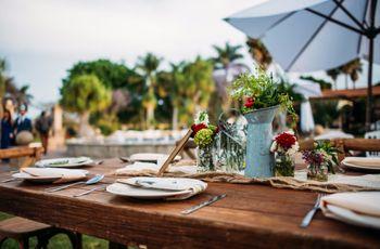 8 ideas para una boda en jardín: se ve, se huele ¡y se siente!