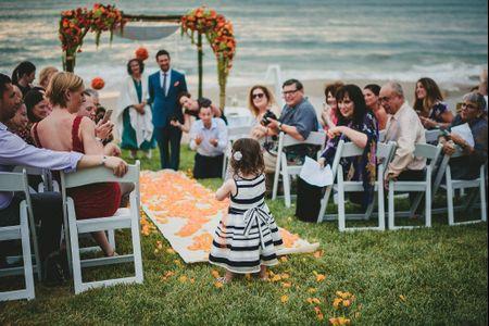 6 cuestiones que se harán al tener pajecitos en la boda