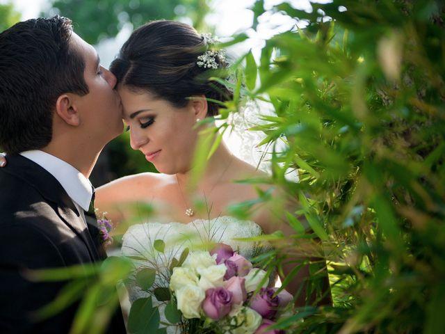 Un estilo clásico personalizado y muy especial: la boda de Rogelio y Graciela