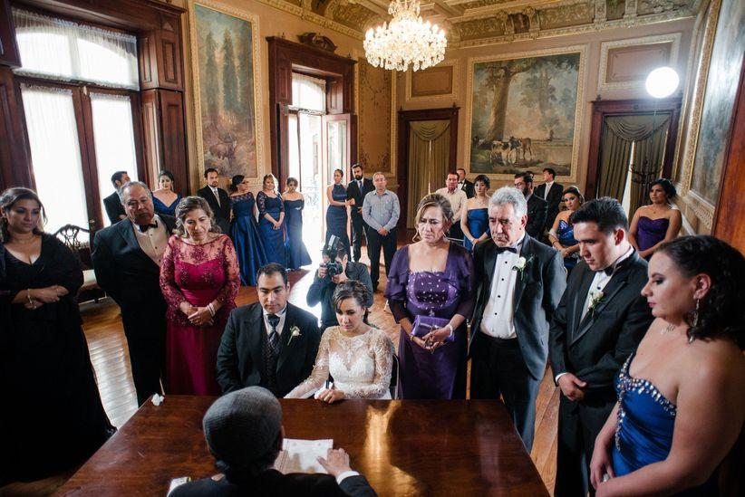 Tr mites para boda civil todo lo que necesitan saber y for Tramites matrimonio civil
