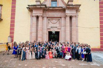 Fotos grupales en tu boda