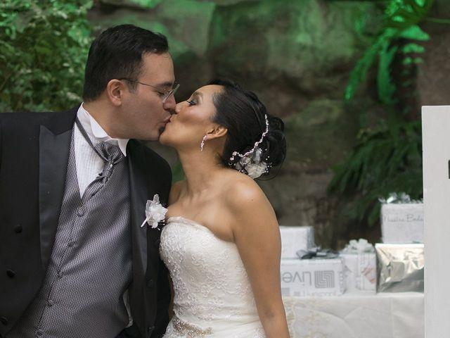 La boda de Jorge y Verónica: diversión en estado puro