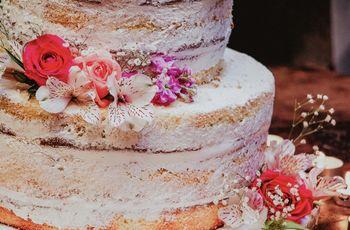 Pasteles de boda originales: conquisten la vista y el paladar