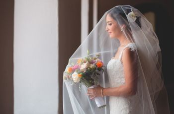 ¿Ramo de novia artificial o natural?