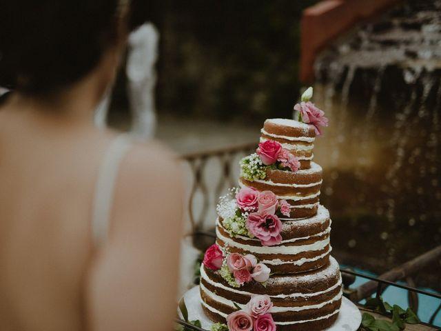 50 pasteles de cuatro pisos: un rascacielos en tu boda