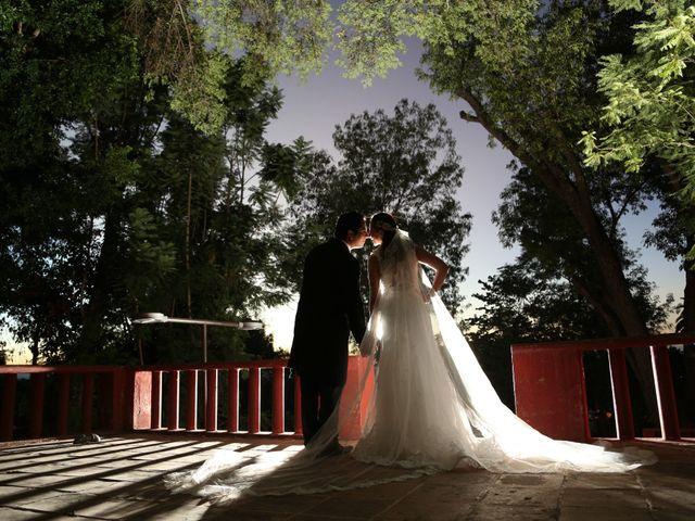 La boda de José María y Marilú: tradicional y cosmopolita