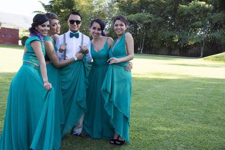 30 increíbles ideas para una boda en verde