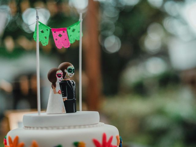 25 detalles para boda inspirados en el Día de Muertos