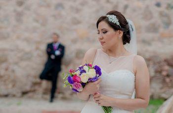 Cómo elegir el peinado de boda