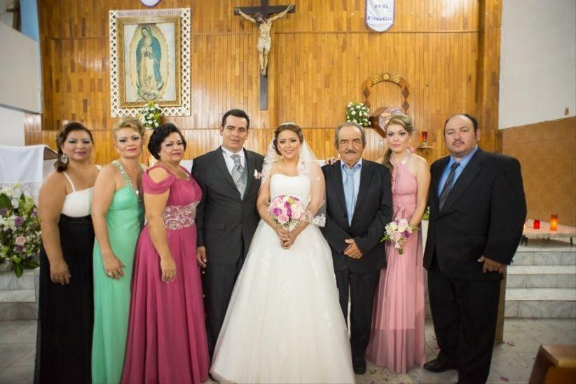 Matrimonio Iglesia Católica : Los testigos deben estar bautizados bodas mx