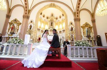 Estructura de la ceremonia católica