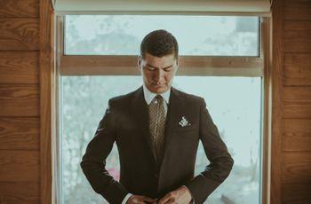 Diccionario de los tipos de traje para novio