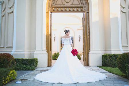Contratiempos de última hora con el vestido de novia