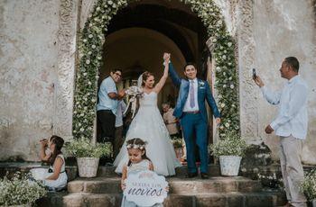 8 iglesias para casarse en el estado de Morelos: ¡a estudiar!