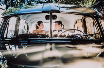 ¡Que viene la novia! Cómo elegir el coche ideal