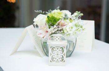 40 ideas maravillosas para una boda en blanco