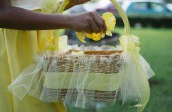Alternativas a la tradici�n de lanzar arroz a los novios