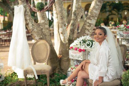 15 fotos de la preparación de la novia infaltables en tu álbum de boda