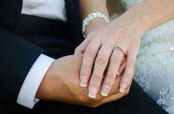 60 anillos de compromiso de oro blanco para todos los gustos