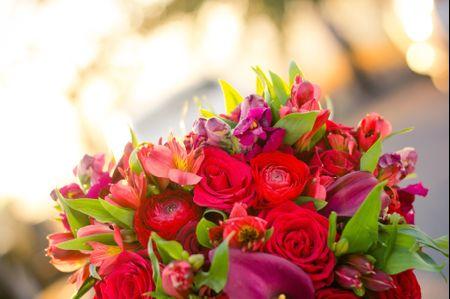 Cosas que debes saber de las flores de tu boda