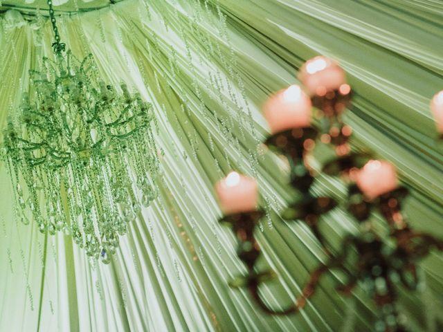 38 ideas para una boda greenery