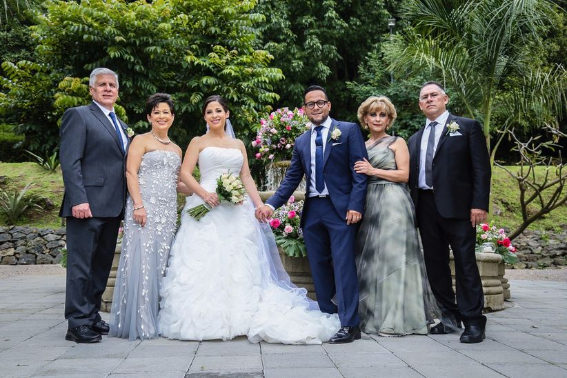 Ropa boda jardin hombre
