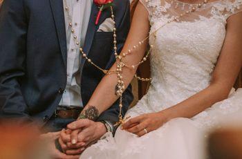 Recopilación de textos bíblicos para tu boda