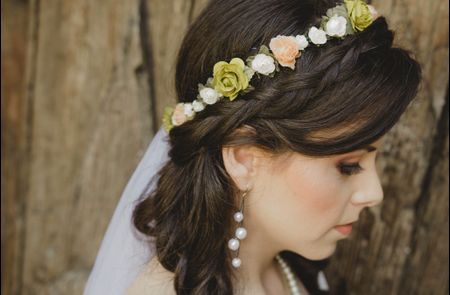 100 peinados de novia para estar increíble en tu boda