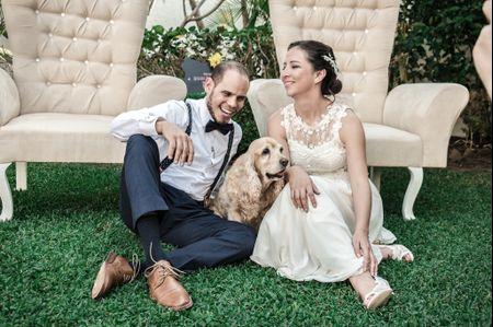 Desde México hasta París: la boda de Miguel y Yel