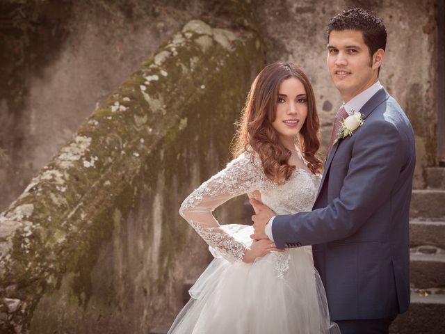 La boda de Luis y Mari: el comienzo del viaje más dulce