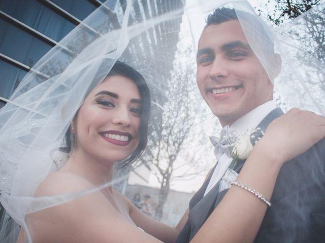 Miguel y Myrna, una pareja que destierra prejuicios sobre la juventud